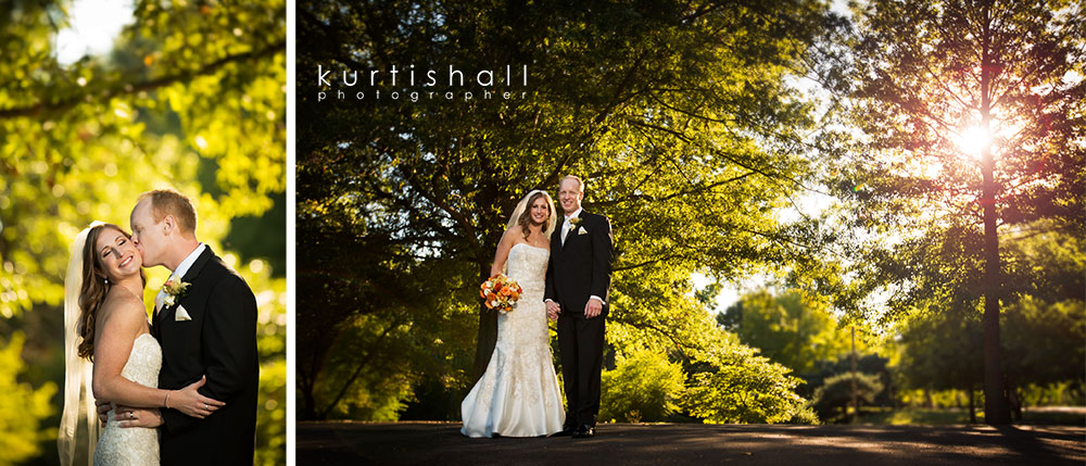 A Sneak Peek from the Cotsworth wedding this past weekend.  © Kurtis Hall Photographer LLC
