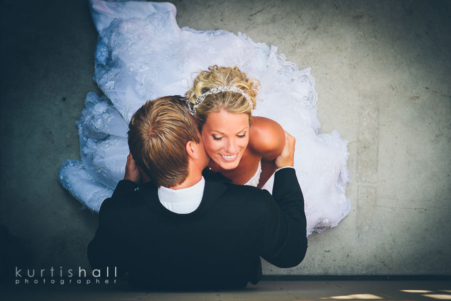 St. Louis wedding Photographer | Kurtis Hall Photographer LLC |