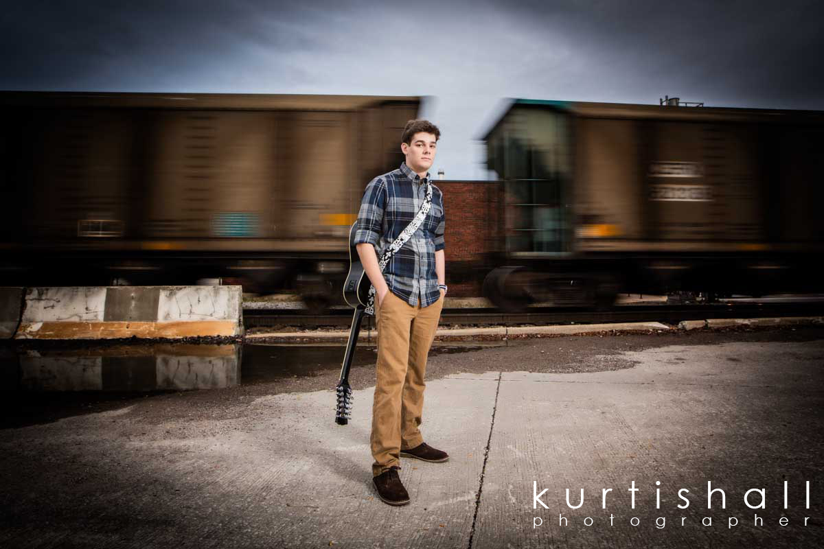 sluh senior, sluh, slug high school, Kurtis Hall Photographer, saint louis senior photographer, urban senior